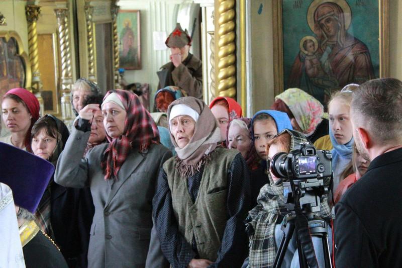 Фильм об исповедническом подвиге Соликамских святых